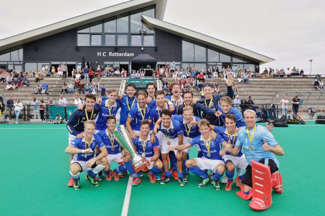 Kampong wint ABN AMRO Cup 2018