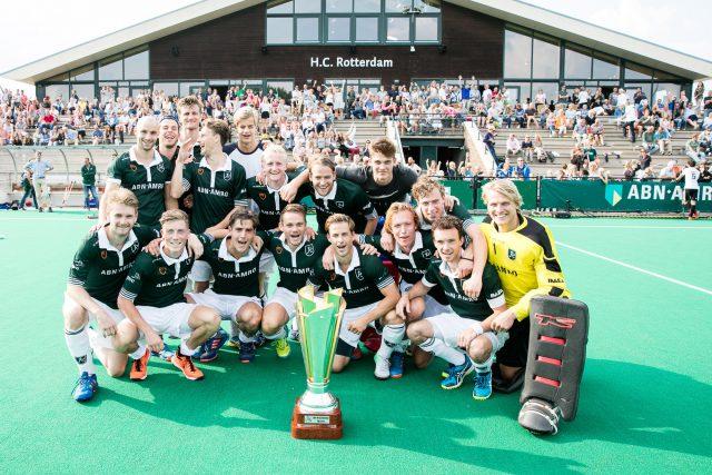 Rotterdam winnaar tiende editie ABN AMRO Cup